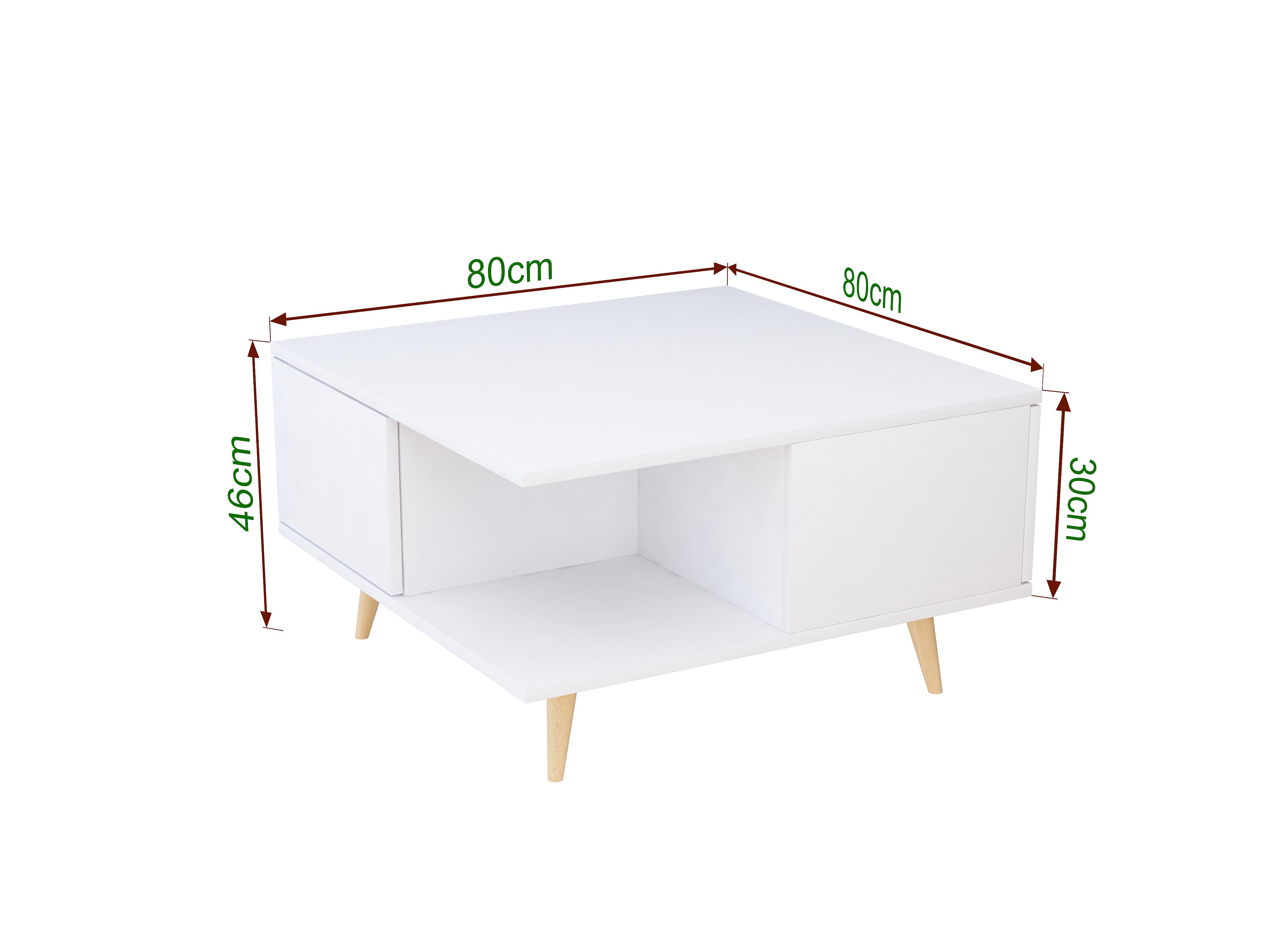 mebel do salonu, stolik, ława, szuflady, stolik kawowy